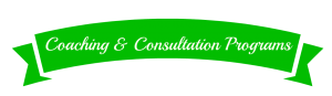 Coaching and Consultation Banner